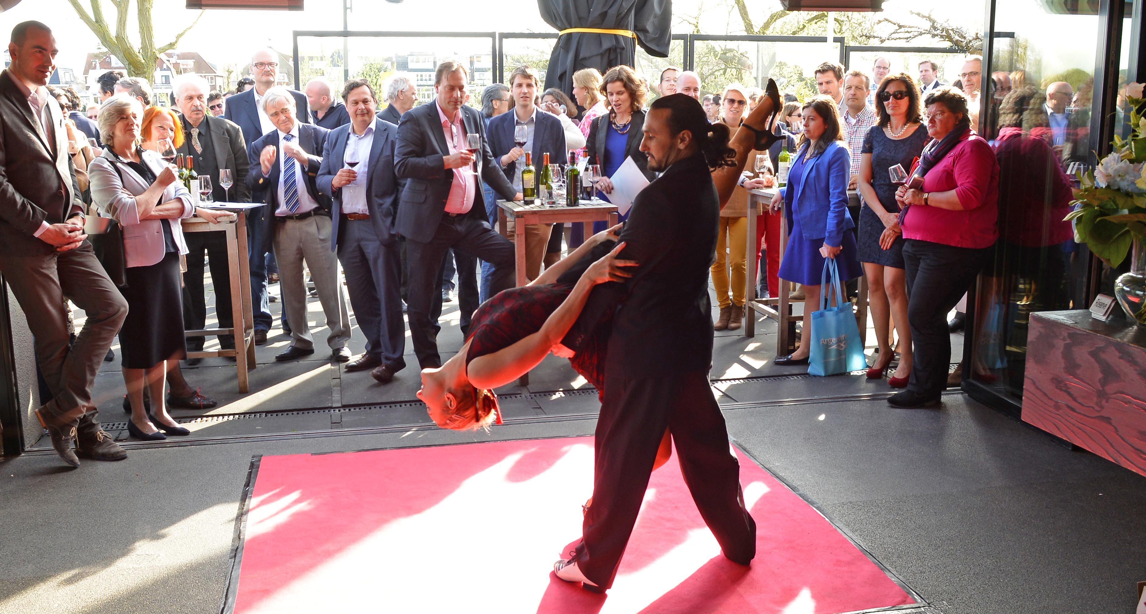 Tango Show door Ezequiel & Lydia