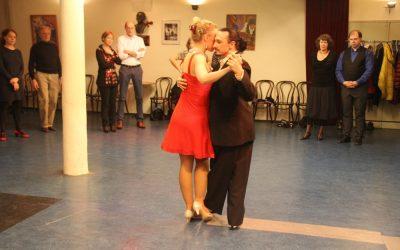 New courses at Academia de Tango in Amsterdam