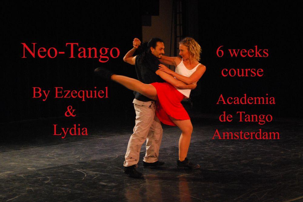 NEO-TANGO (Tango Nuevo) – 6 weeks course