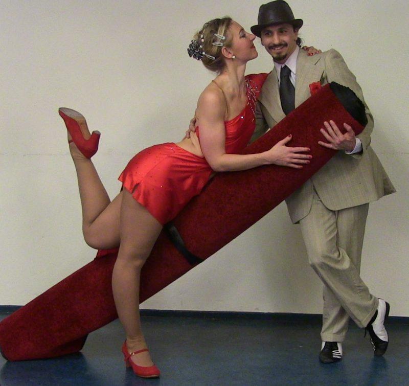 Carpet Tango