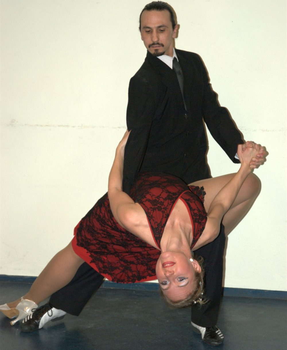 Ezequiel Sanucci & Lydia Müller by Tango Now