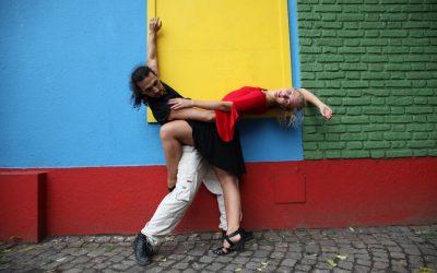 Contact Tango Workshop in Arnhem on 26 Nov