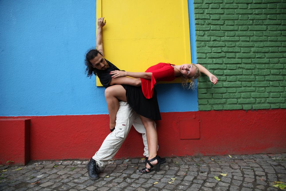 Neo Tango weekend in the nature 24- 26 Augustus