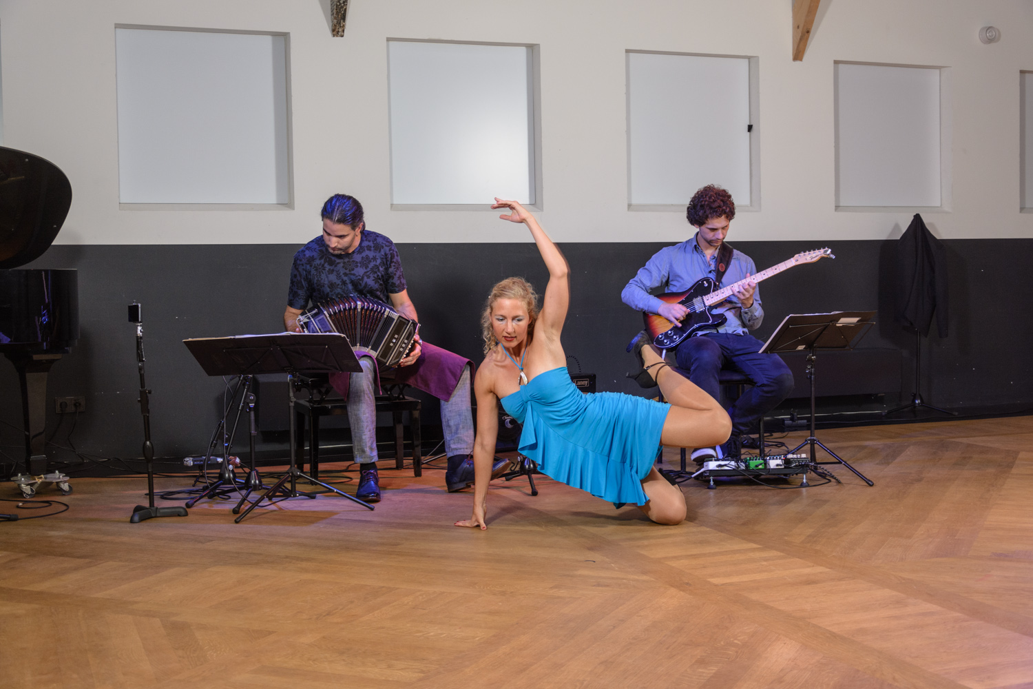 Verlangen door Tango Now & Trasnoche Trio 1