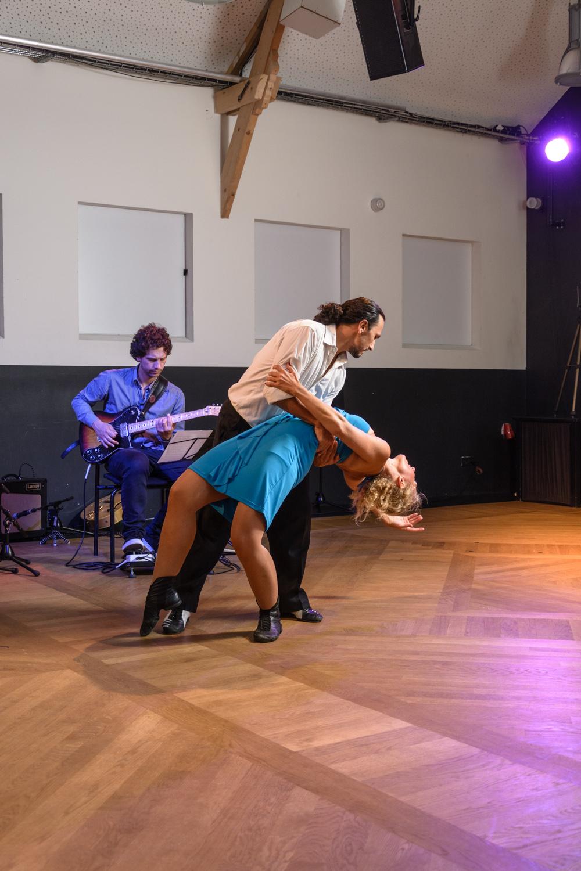 Verlangen door Tango Now & Trasnoche Trio 2