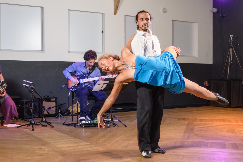 Verlangen door Tango Now & Trasnoche Trio 5