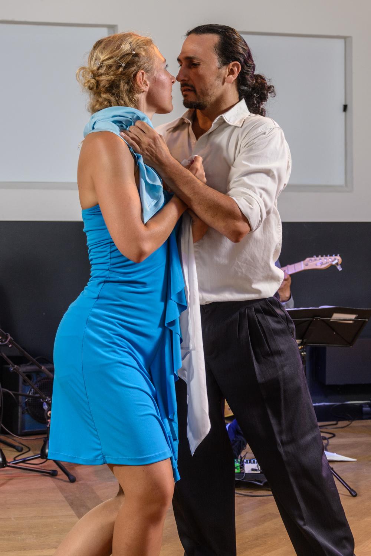 Verlangen door Tango Now & Trasnoche Trio 7