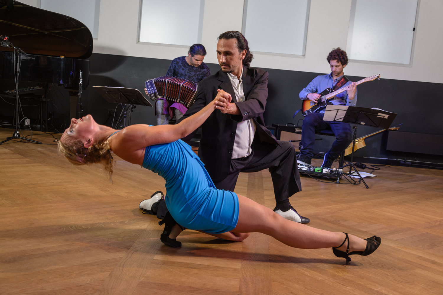Verlangen door Tango Now & Trasnoche Trio 8