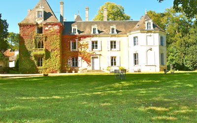 Tango Holiday in a beautiful French castle / 05-12 aug 2017