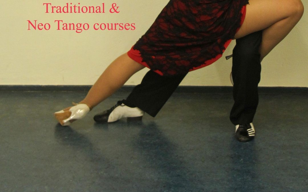 New Traditional and Neo Tango Courses in Amsterdam