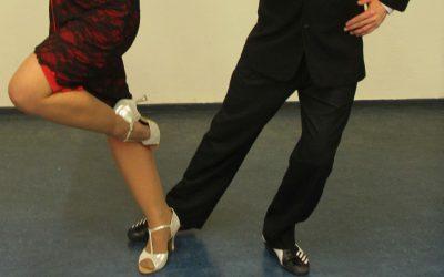 Tango Improvisation open classes by Ezequiel & Joli in Amsterdam