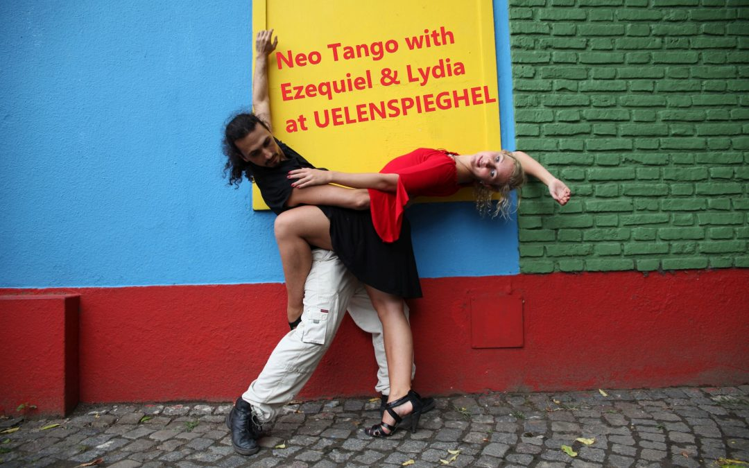 Neo Tango weekend in the nature 7 till 9 Dec
