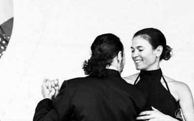 Neotango and Traditionele tango courses with Ezequiel & Diana at Academia de Tango Amsterdam