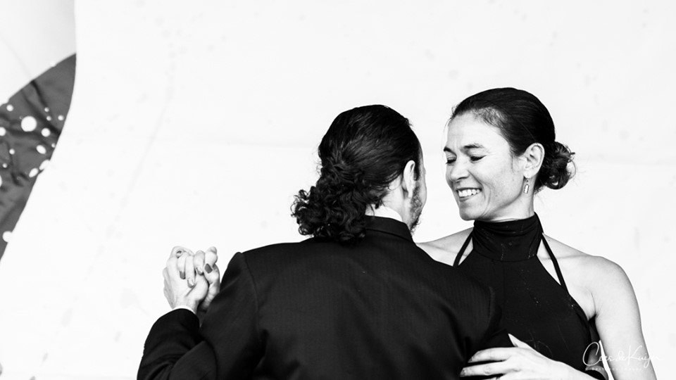 Neotango and Traditionele tango courses with Ezequiel & Diana at Academia de Tango Amsterdam